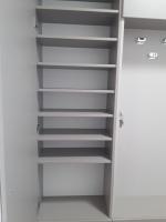 Megvalósult előszoba szekrény